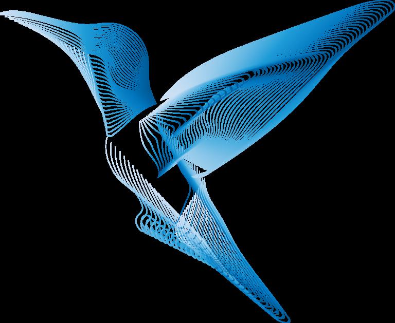 kolibrilineart