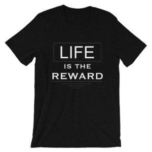 Life is the reward